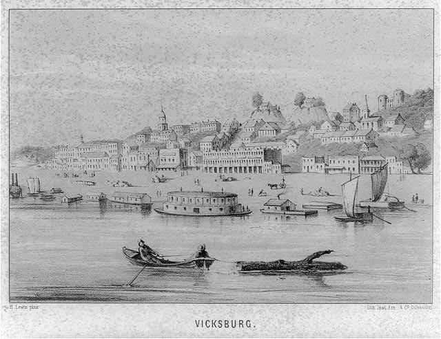 vicksburg 1848