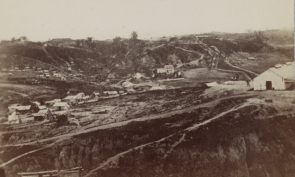 vicksburg 1861 confederate fortifications