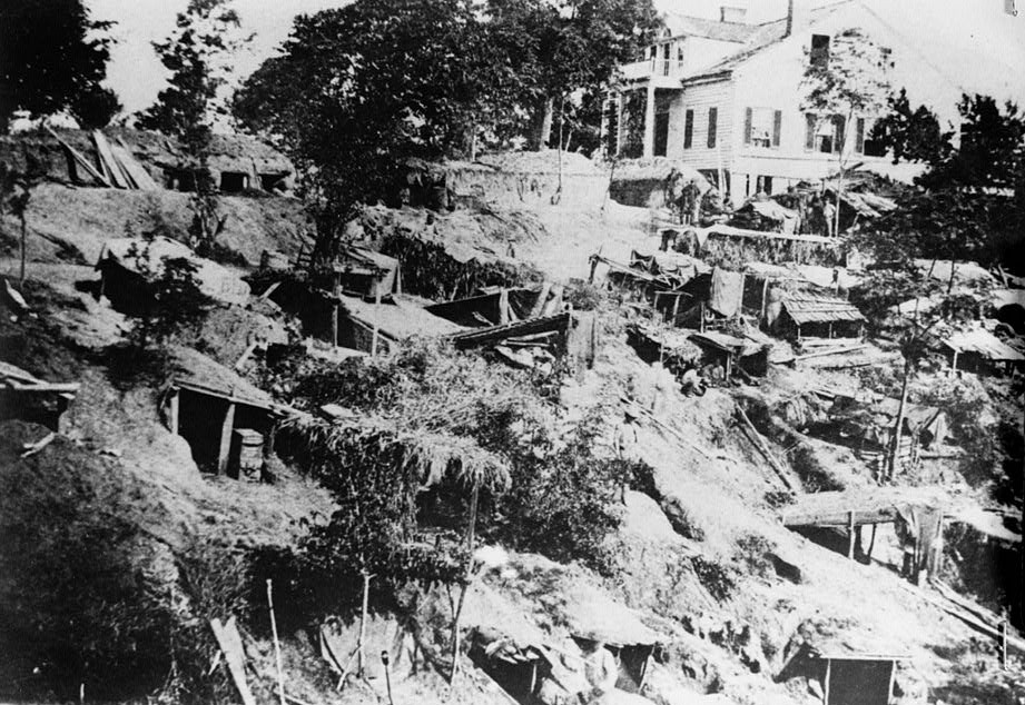 vicksburg siege photo