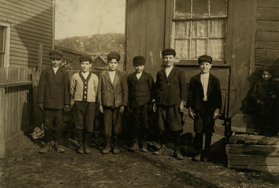 young boys 2 1911