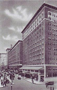henry grady hotel