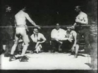 Do you think the Leonard-Cushing boxing match was a real fight?