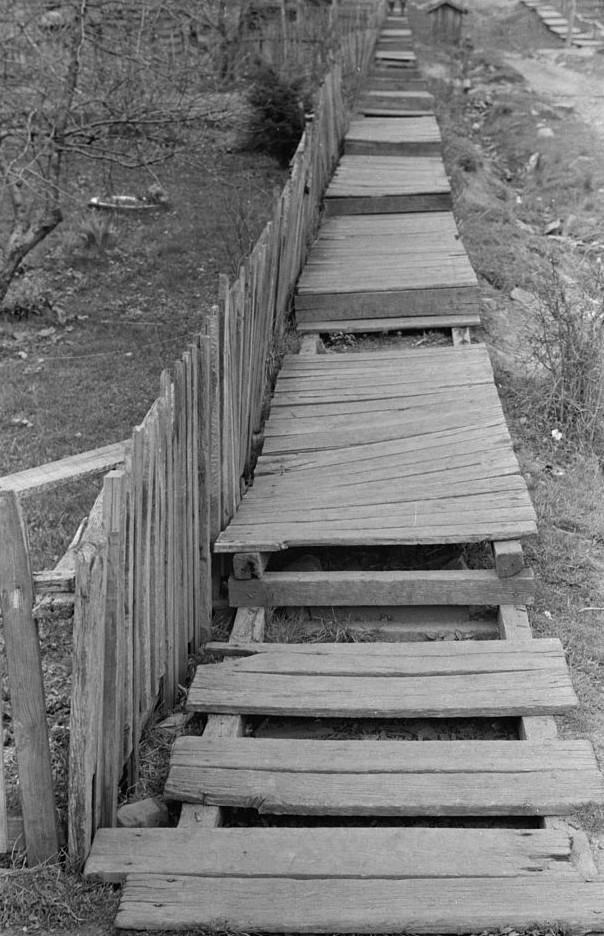 Boardwalk, Kempton, West Virginia