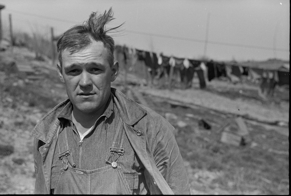 Coal miner, Kempton, West Virginia3