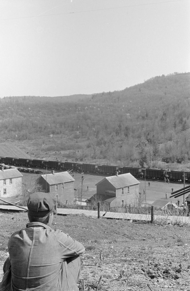 Coal miner, Kempton, West Virginia5