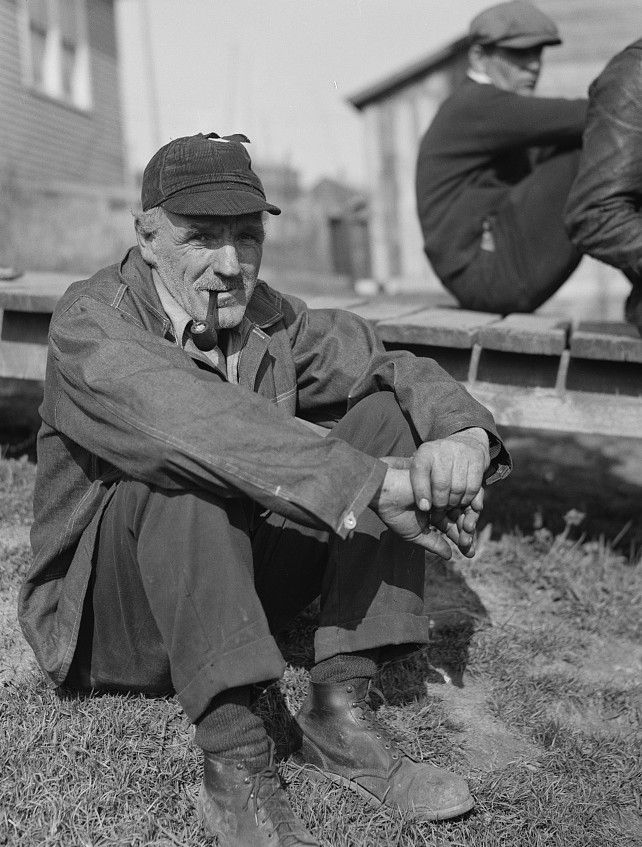 Coal miner. Kempton, West Virginia7