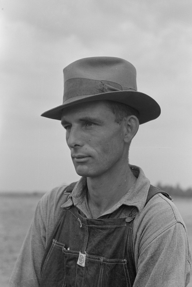Farmer Lake Dick Project, Arkansas by Russell Lee Sep - Oct 1938