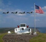 Christmas on Iwo Jima – years later