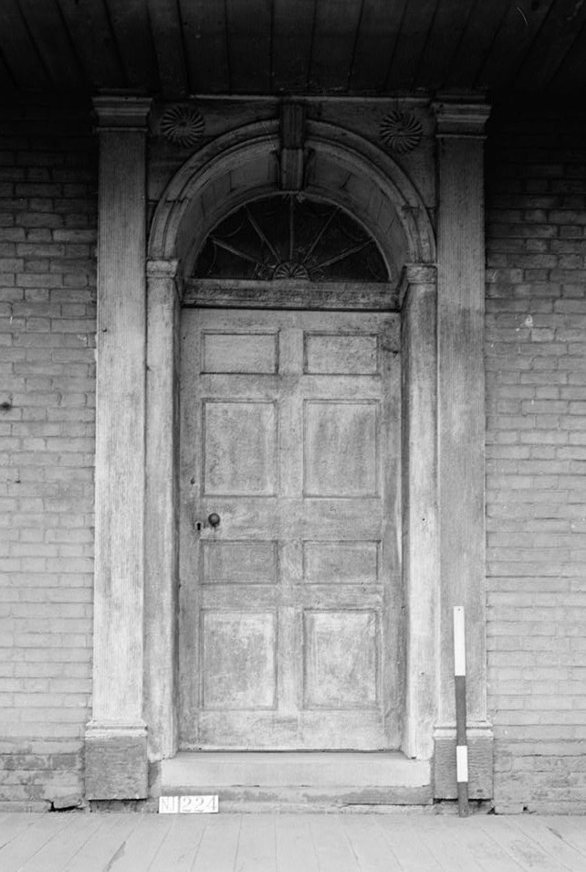 Nathaniel R. Ewan, Photographer April 5, 1937 (Bow Hill) De Klyn House, Deutzville, Trenton, Mercer County, NJ