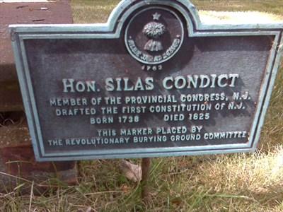 Silas Condict