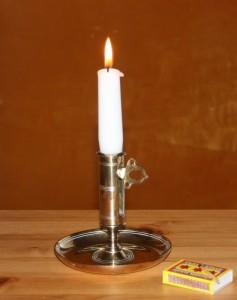candlestick-burning