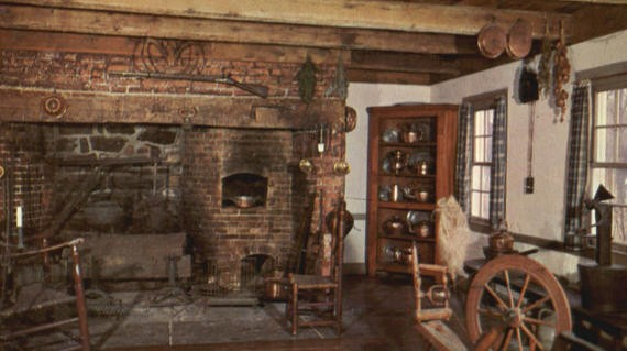 kitchen, ford mansion
