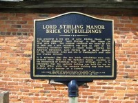 The Stirling Manor in New Jersey- house built in 1761- here is the history of the house