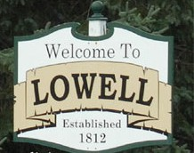 lowell-vermont-sign