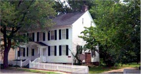 Campbell House – The scene of young Alexander Hamilton's romantic courtship of Betsey Schuyler