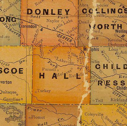 HallCountyTexas1920s