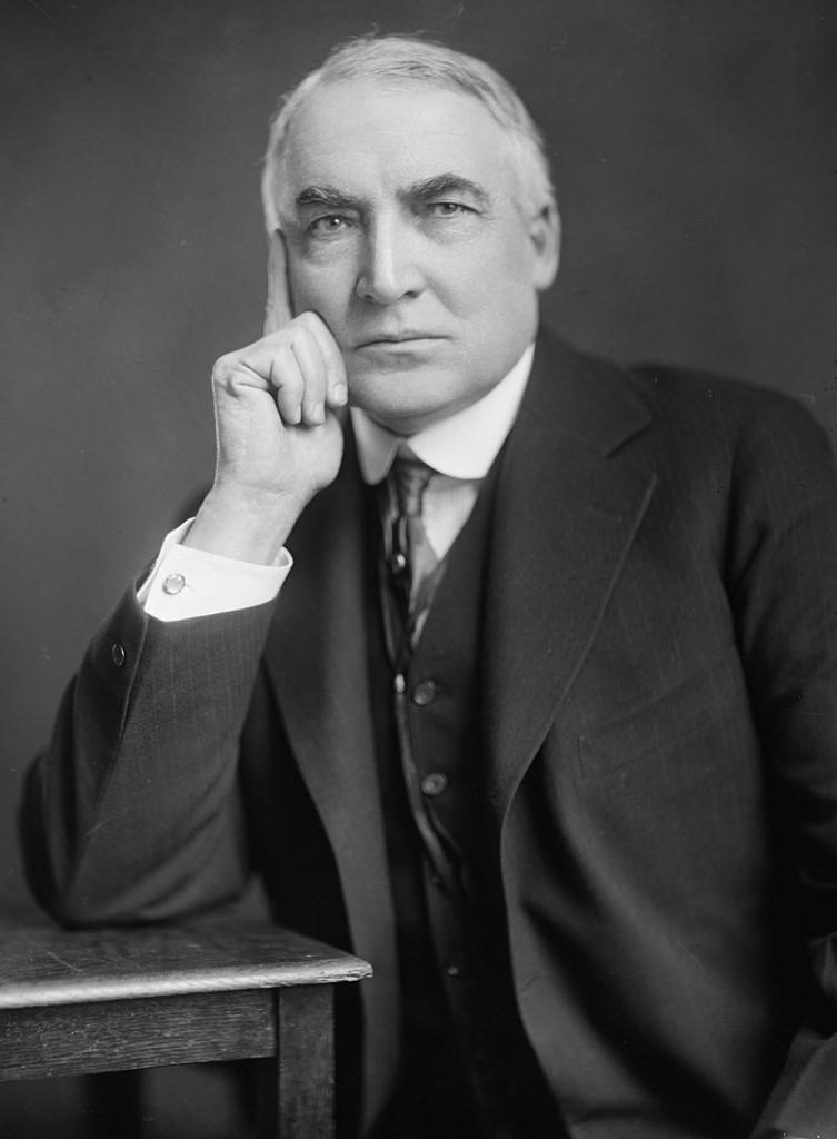 Harding, President Warren G.