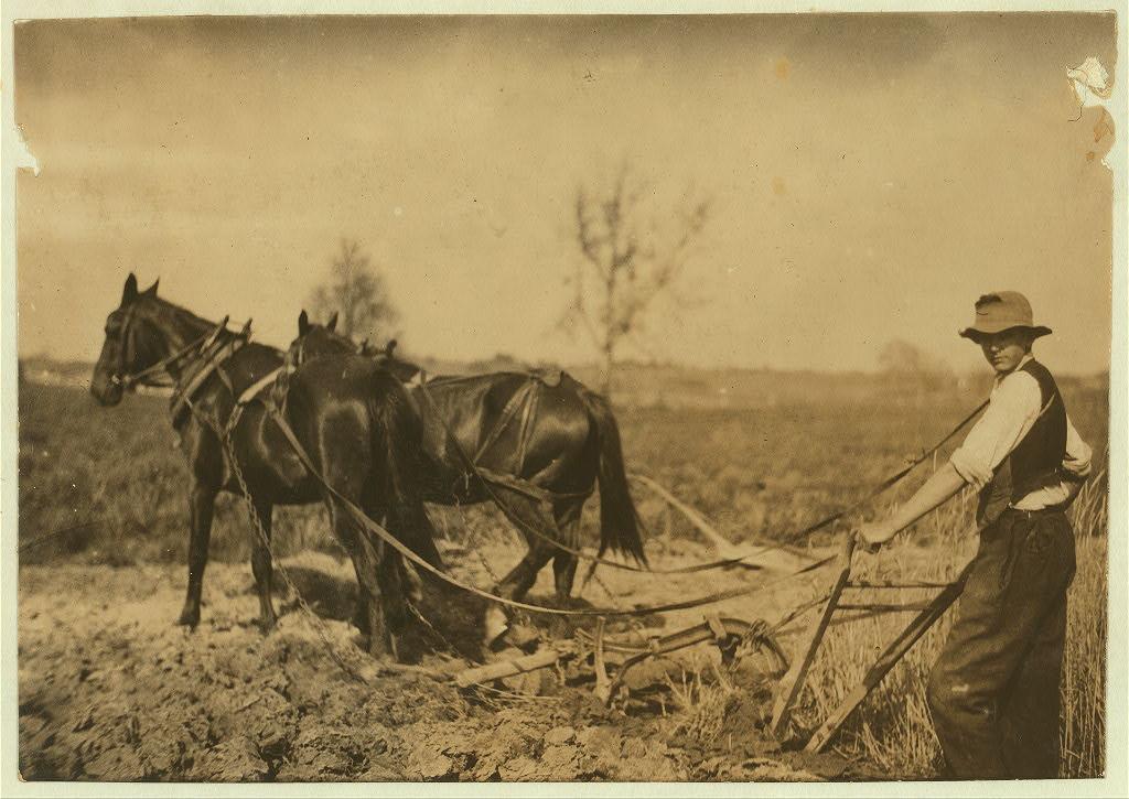 Lummie Durrett, Elizabethtown, Kentucky, 1916 - photographer Lewis Wickes Hine