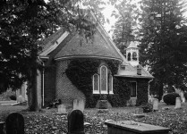 St. Paul's Episcopal Church is one of the earliest existing Episcopal Church buildings on the Eastern Shore