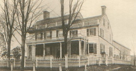 burrowes mansion in 1890