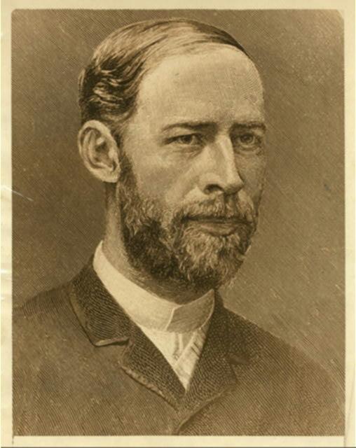 Heinrich Hertz, radio inventor