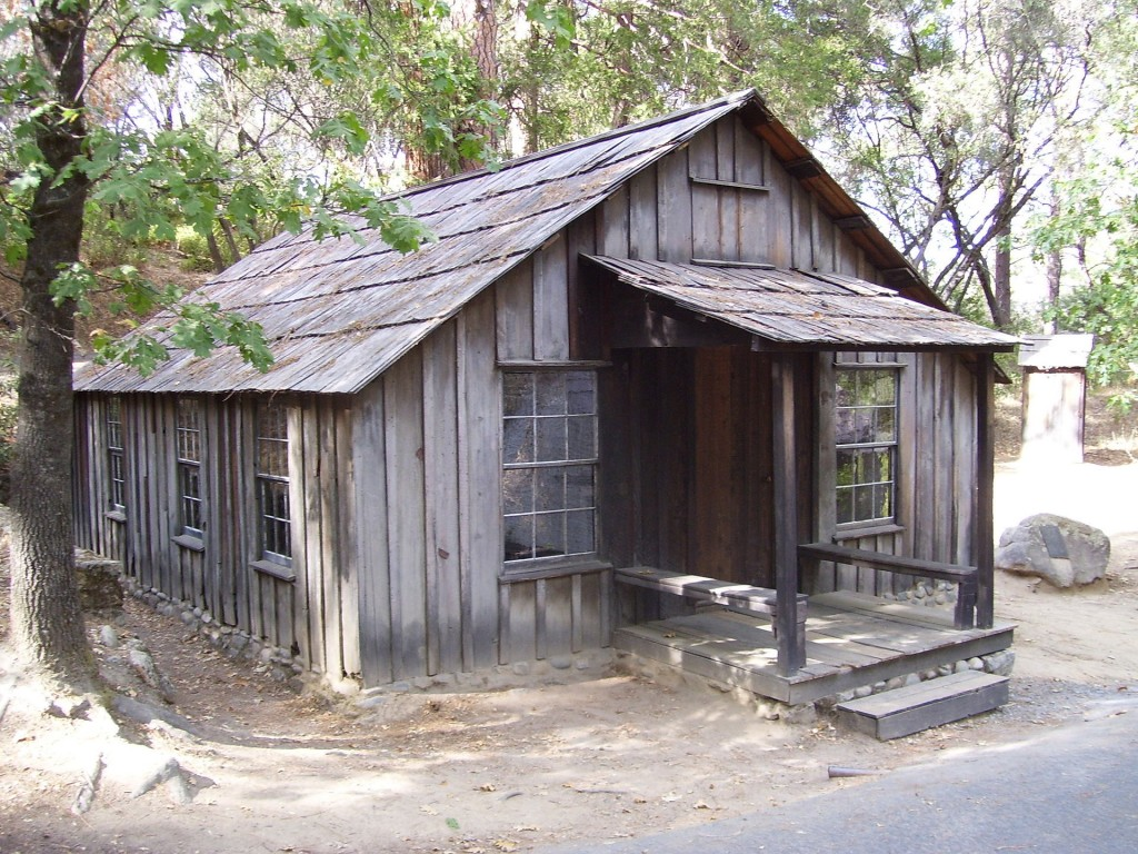 James_Marshall_cabin_in_Coloma_California