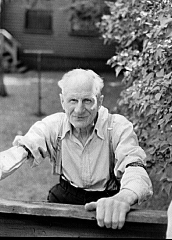Resident of Laurium, Michigan john Vachon 1941