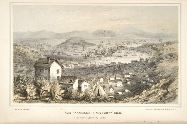 San francisco November 1849