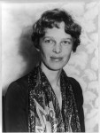 Listen to the actual voice of Amelia Earhart from a speech she gave in 1935!