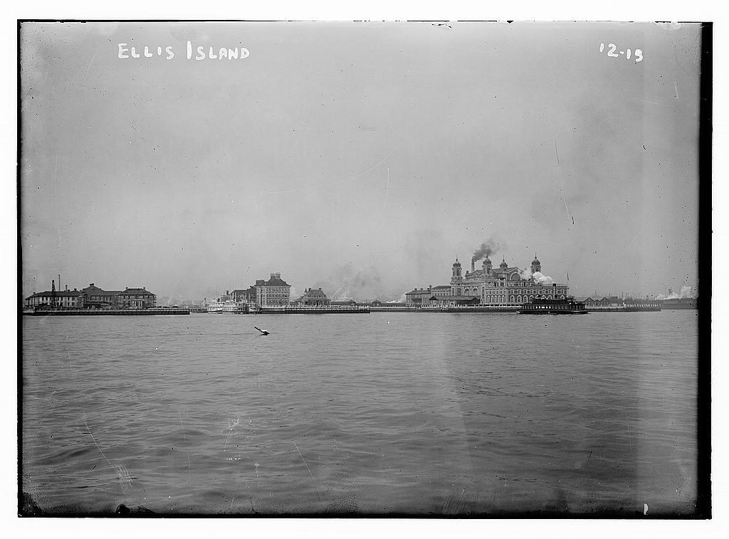 Ellis Island - no date -