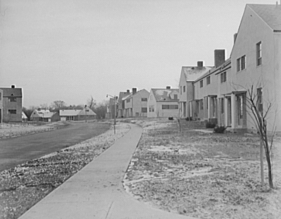 Greenhills, Ohio, Jan. 1938