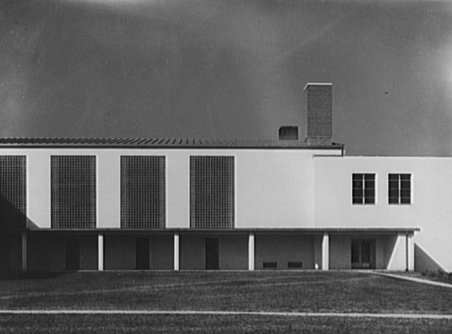 Greenhills community building. Ohio October, 1938 John Vachon photographer2