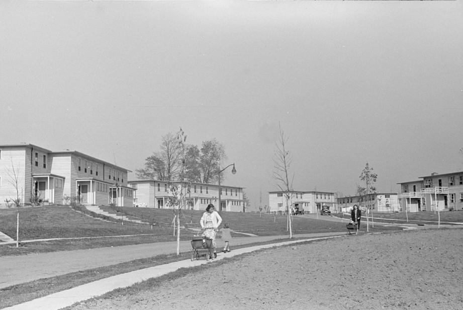 Greenhills14 john vachon 1938