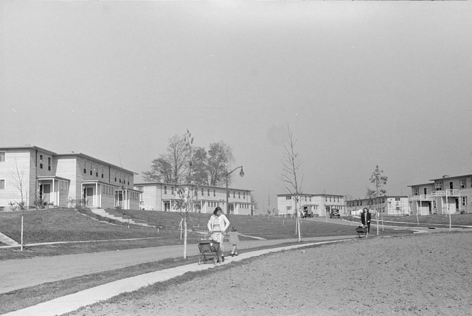 Greenhills4 john vachon 1938