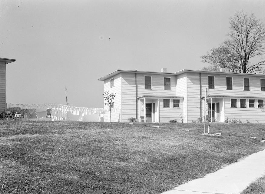 Greenhills9 john vachon 1938