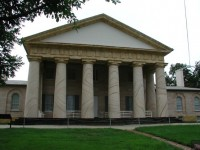 [Old pics & film] Did you know that Arlington was originally built as a museum to honor President George Washington?