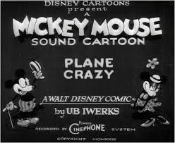 micky mouse plane crazy