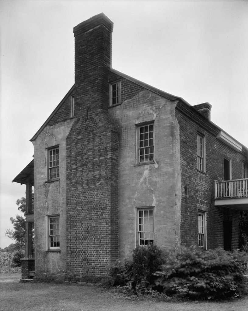 Benbow house Rockingham, North Carolina2