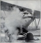 Did you know there was a steam-powered plane in 1933?