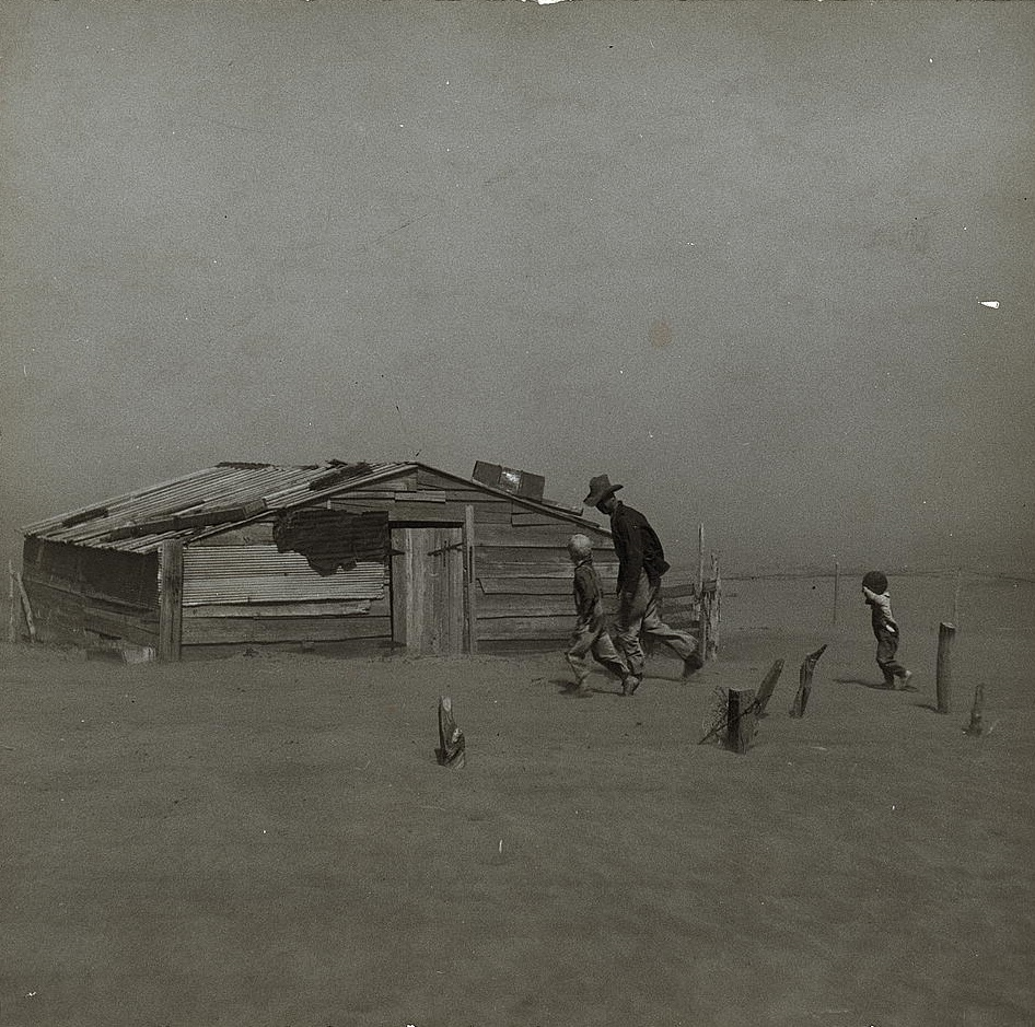 The Dirty Days: A Young Girl's Journey to and from the Oklahoma Dust Bowl