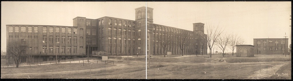 Granby Cotton mill columbia, South Carolina - loc