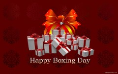 DYK: Today is Boxing Day – and was once more important than Christmas