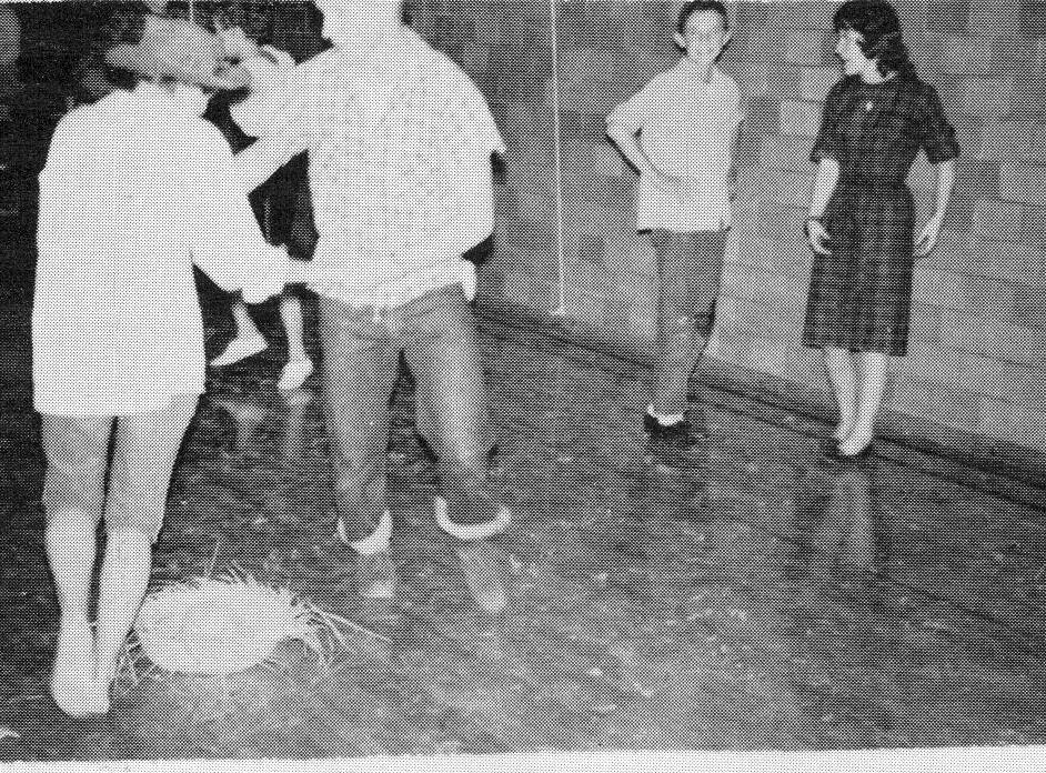 sadie hawkins 1961