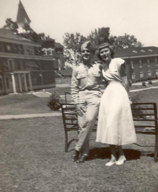 Bob and Christie 1949