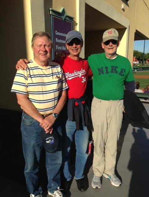 Spring Training 2013 - Koca, Dirks, and Hardison