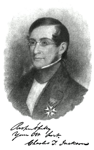 telegraph Charles Thomas Jackson