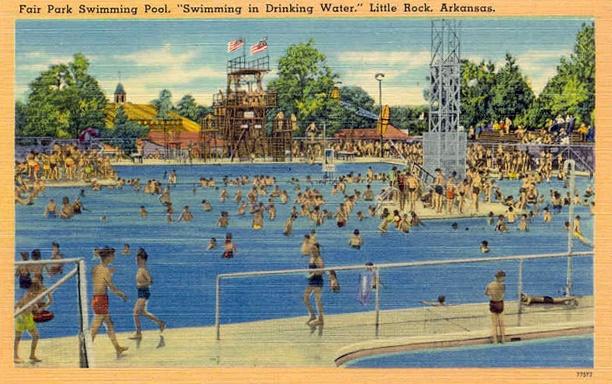 Arkansas swimming pool