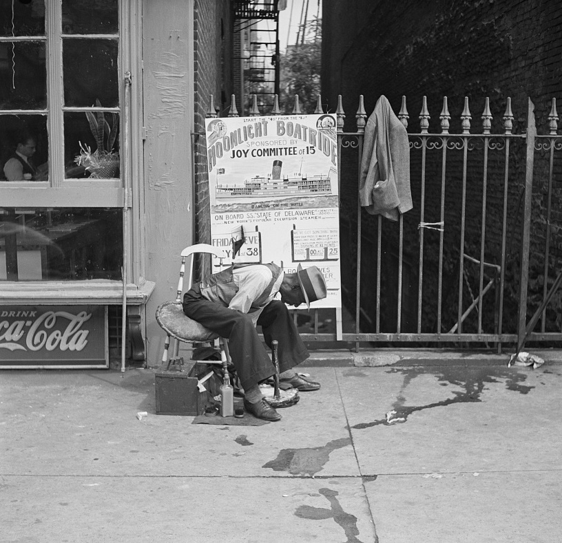 New York, New York 1938 by photographer Jack Allison2
