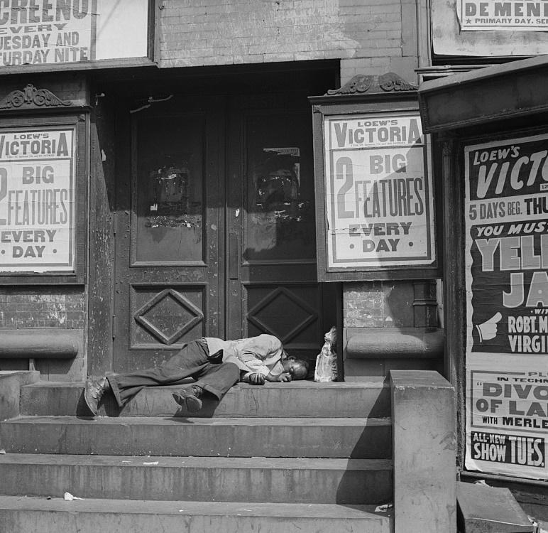 New York, New York 1938 by photographer Jack Allison4