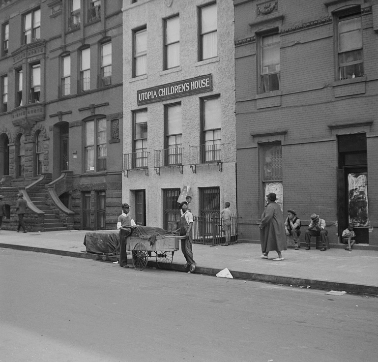 New York, New York 1938 by photographer Jack Allison5
